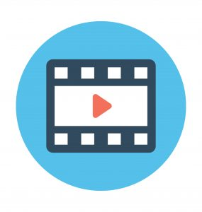 Video,Player,Vector,Icon